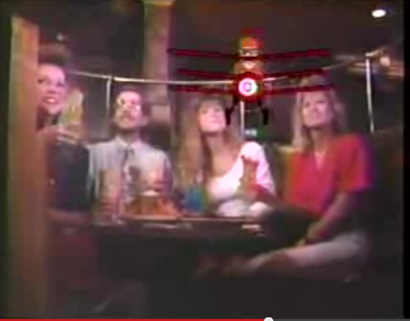 This cheezy commercial for the Red Baron in Newport News (1991) (3/5)